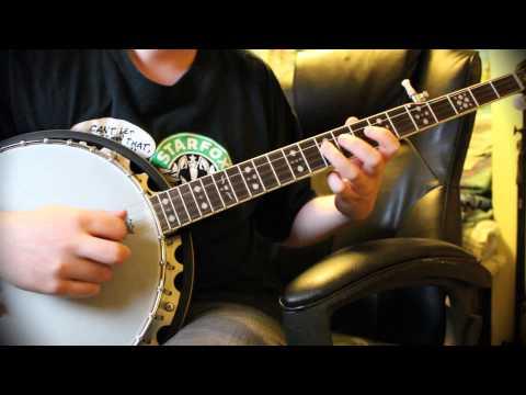 Pause Theme (Banjo Kazooie) Banjo/Bass Cover