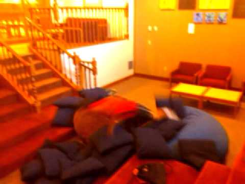 Rollins Pillow Room Craziness
