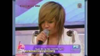 Charice - Pusong Bato (Cover)