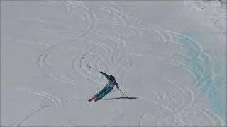 Katsutomo ISHIMIZU: The 55th All Japan Ski Technique Championship - final