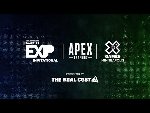 EXP Invitational Apex Legends Day 1 Presented by The Real Cost | ESPN  Esports