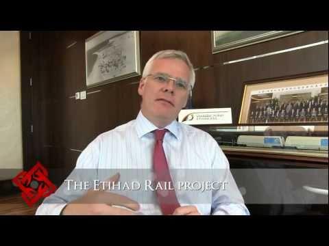 Executive Focus: Richard Bowker, CEO, Etihad Rail