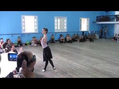 Sleeping Beauty ( Hada Lila ) Ballet Nacional de Cuba 2014