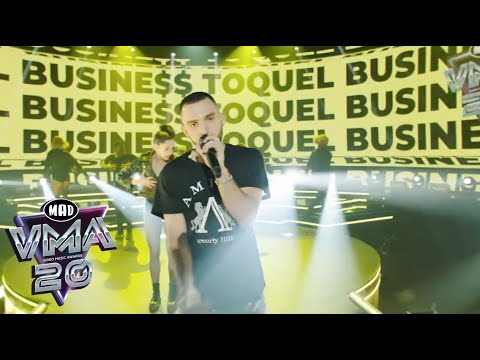 Toquel - Business | Mad Video Music Awards 2020