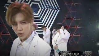 EXO-M - Overdose(Comeback Stage) @ CCTV15 140419