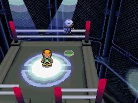 Pokemon White - Walkthrough Part 97 - Top 4 Rematch: Eugen/Renbu/Marshal (Elite Four)