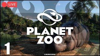 Planet Zoo | Vaya Animalada de Aventura | en Español
