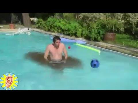 Yüzme Havuzlarında Yaşanan En Talihsiz 16 AN