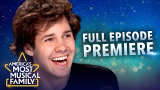 America's Most Musical Family SERIES PREMIERE | Full Episode: Season 1 Episode 1