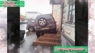 People Who Need To Learn How To Park - Top Funny Moments