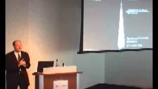 Burj Khalifa Lecture Series, Supertallest: Concrete
