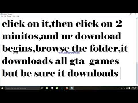 how to download gta 5 (without license key)