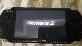Gameboot (Startup) de PS2 no PSP