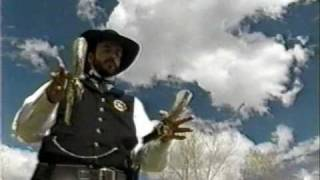Trick Shooting, Gun Spinning & Fast Draw - Howard Darby