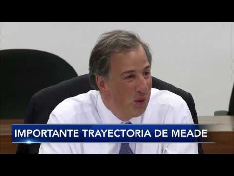 José Antonio Meade, nuevo secretario de Hacienda