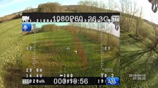 Skyzone Goggles with SJCAM and Tarot 680 Pro PIP