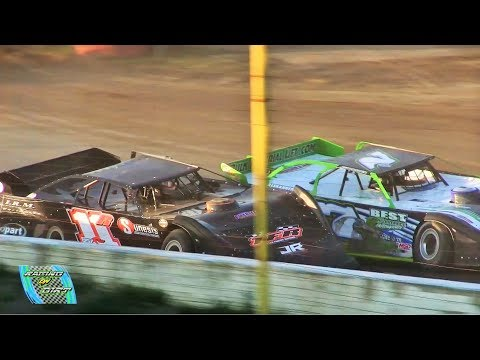 Late Model 4th Heat 7-15-17 Oakshade Raceway