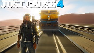 Just Cause 4 - Fails #7 (JC4 Funny Moments Compilation)