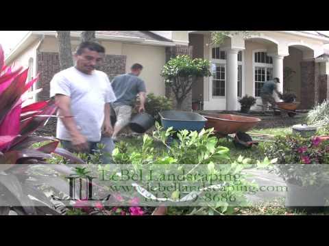 LeBel Landscaping - Tampa Florida
