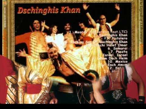 DSCHINGHIS KHAN -CAZACHOK-- Rocking Son of Dschinghis khan