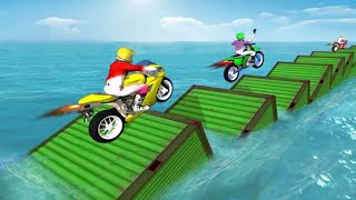 Moto Bike Racing Super Rider #Dirt Motorcycle Racer Game #Bike Games 3D For Android #Games Android