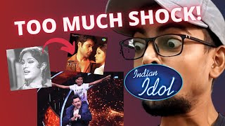 INDIAN IDOL lost all my respect   Agar tum mil jao song is copied !