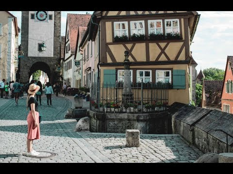 Rothenburg ob der Tauber | VISUAL VIBES | Lilies Diary
