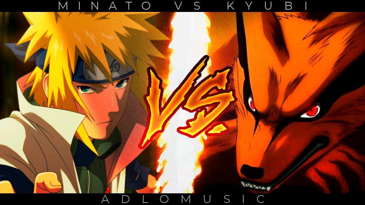 MINATO VS KYUBI RAP | Naruto shippuden | 2021 | AdloMusic