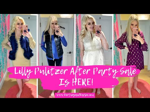 Lilly Pulitzer After Party Sale Is HERE!!! | Winter 2020 | January 2020
