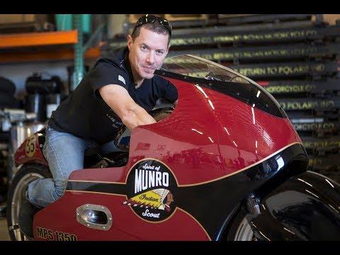 Spirit of Munro - Part 1 - Indian Motorcycle