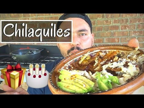 Mi nueva estufa y Chilaquiles Rojos | La Capital