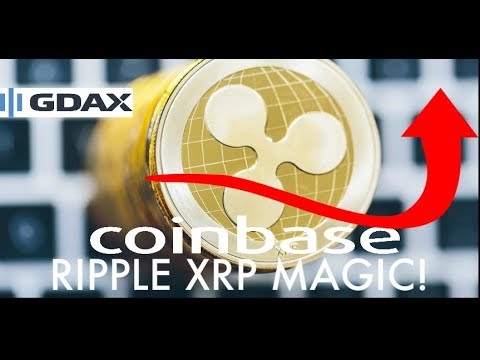 RIPPLE XRP & COINBASE! BITCOIN AND ECO COIN UPDATES!