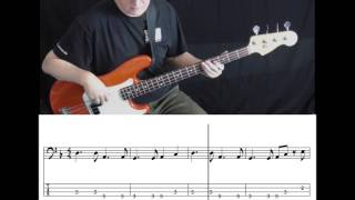 Sade - Smooth Operator (Bass Cover with Tabs in Video) Mp3