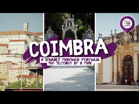 Portugal in 150 Seconds - Cities & Villages - Coimbra (2016)