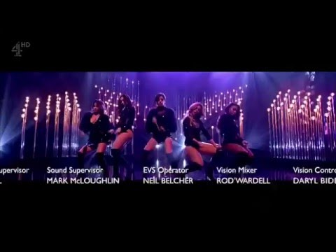 Fifth Harmony - Work From Home (Live @ Alan Carr Chatty Man 07/04/2016)