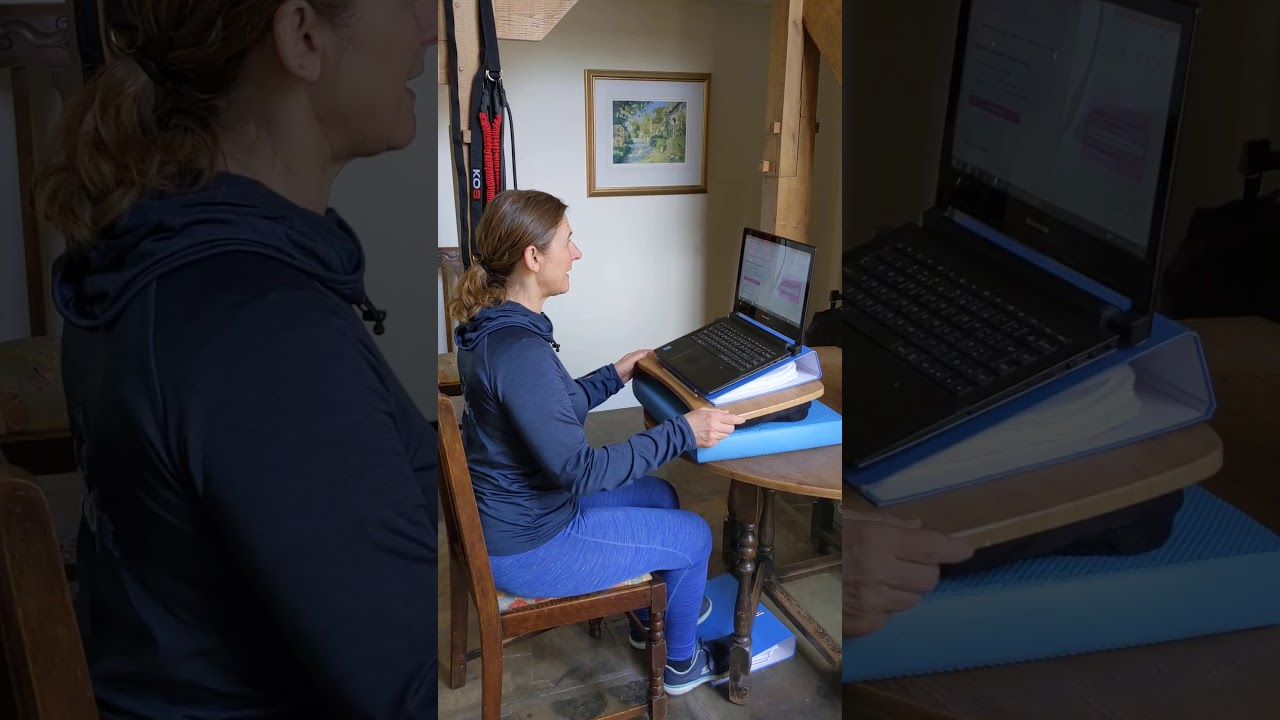 Home working is causing increasing levels of neck and back pain