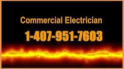 Commercial Electrical Contractors Longwood FL|704-951-703