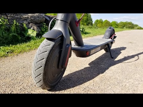 Xiaomi M365 Foldable Electric Scooter - Cruise Control - 26KMPH