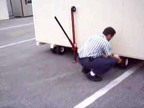 Ez Mover Classic Ez Dolly Attachment Youtube