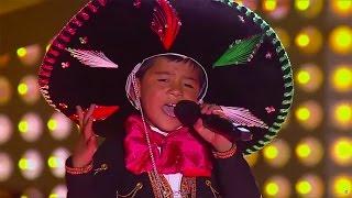 Óscar - La Mochila Azul de Belmaro Bermúdez - LVK Colombia - Audiciones a ciegas - Temporada 1