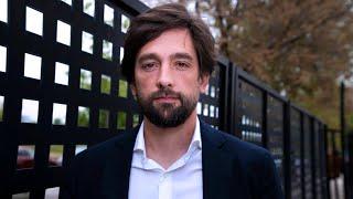 Entrevista con Adrián Vázquez, eurodiputado de Cs