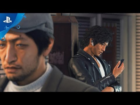 Judgment - Features Trailer: Japanese | PS4