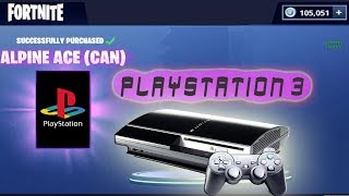 Seria posible jugar FORTNITE en PS3?