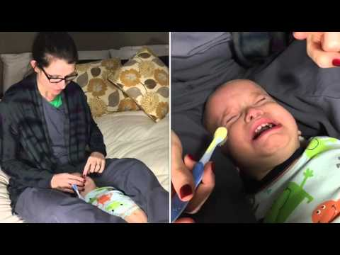 How to Brush Infant's and Toddler's Teeth