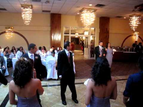 Maestro Caters Bronx Wedding Intro - YouTube