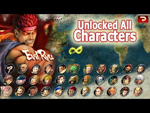 Street Fighter 4 Champion Edition MOD APK Unlocked All Characters Android Gameplay  #Smartphone #Android
