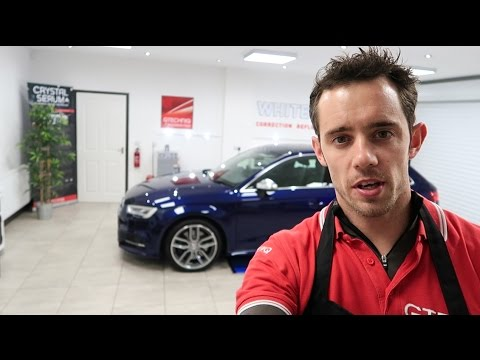 """WhiteDetails VLOG 003 - Audi S3 """"New Car"""" Detail"""