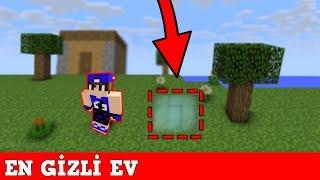 HIRSIZ VS POLİS #51 - En Gizli Ev (Minecraft)