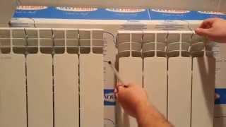 Алюминиевый радиатор Nova florida Desideryo B3 500/100, Радиаторы Нова Флорида доставка по Украине.(Алюминиевые радиаторы Nova Florida S5 уступили место новой модели Радиаторам Nova florida Desideryo B3( новая модель 2015 года..., 2015-07-22T13:37:38.000Z)