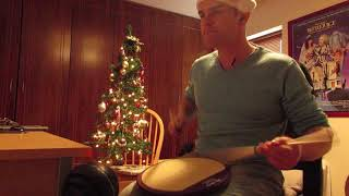 Jingle Bells snare cover